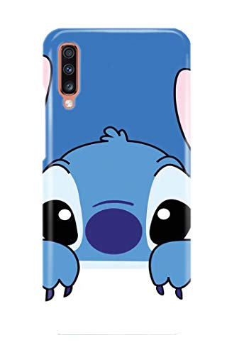 Carcasa para Samsung Galaxy Galaxy A50 Lilo and Stitch Ohana Cute Sweet Disney 20 Diseños
