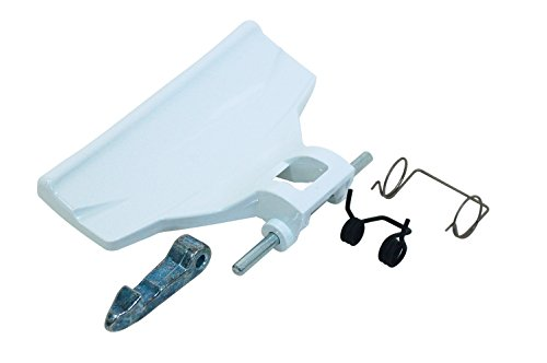 IKEA Lavadora ZANUSSI Kit de tirador de puerta. Número de pieza genuina 4055186631