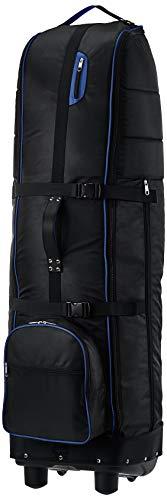Amazon Basics Soft-Sided Foldable Golf Travel Bag - Blue
