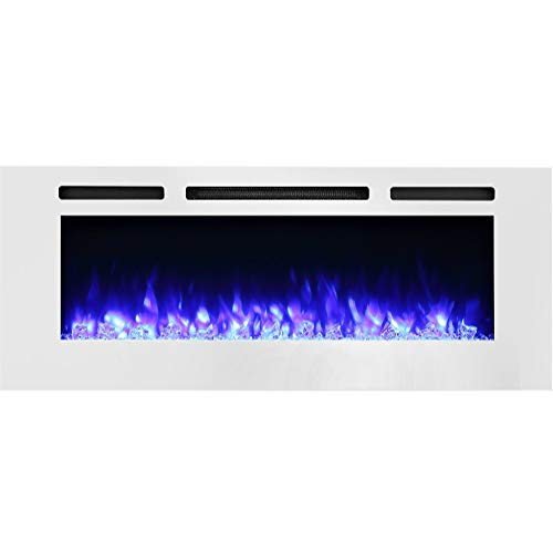 The Best Wall Mount Electric Fireplace 2020 Guide