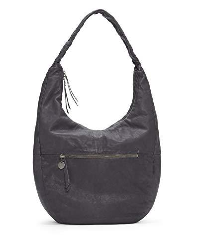 Lucky Brand womens Aeva Shoulder Bag, Evening Grey, Large US