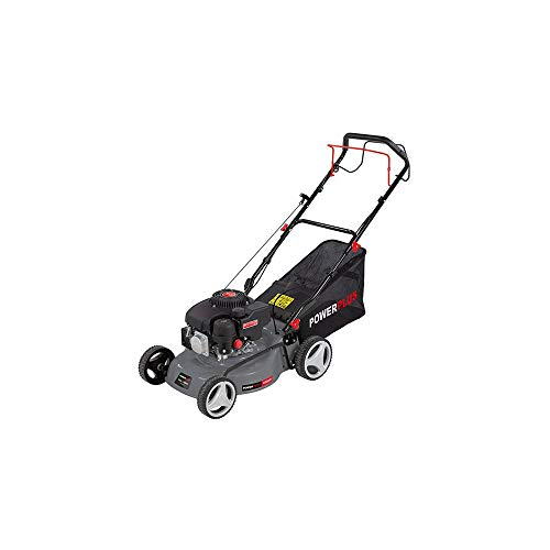PowerPlus POWEG63773 POWEG63773 - Cortacésped (132 cc, 410 mm)