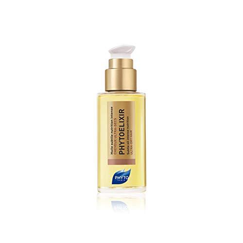Phyto Phytoelixir Huile Olio Illuminante Pre-Shampoo Nutriente per Capelli Molto Secchi - Formato da 75 ml