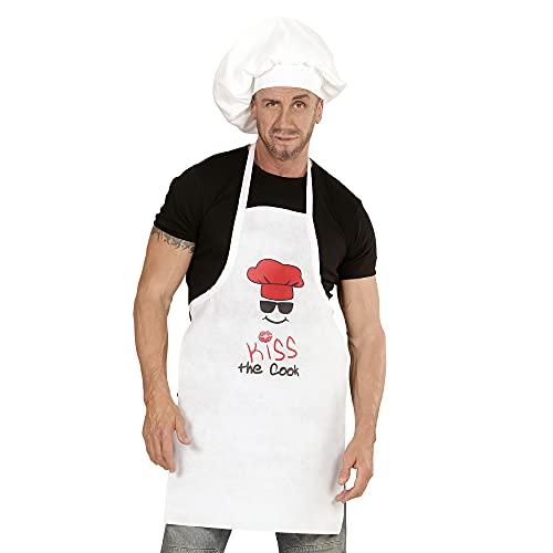 Widmann - Tablier de Cuisine Kiss The Cook
