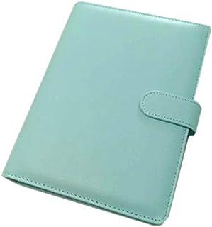 Agenda Planner Caderno Fichario Argola Dourada A5-4 Cores (Azul)