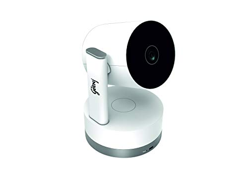 Godrej Eve Nx PT - Smart Home Security Camera | 360° 2MP 1080p (Full HD) | Two Way Talk | Night Vision | Smart Motion Tracking | Up to 128 GB microSD Card Slot