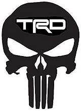 Punisher Skull TRD Emblem Decal (17 Sizes, 20 Colors) 118