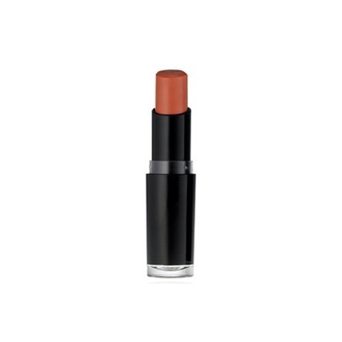あいまいな交通渋滞交流する(3 Pack) WET N WILD Mega Last Matte Lip Cover Just Peachy (並行輸入品)