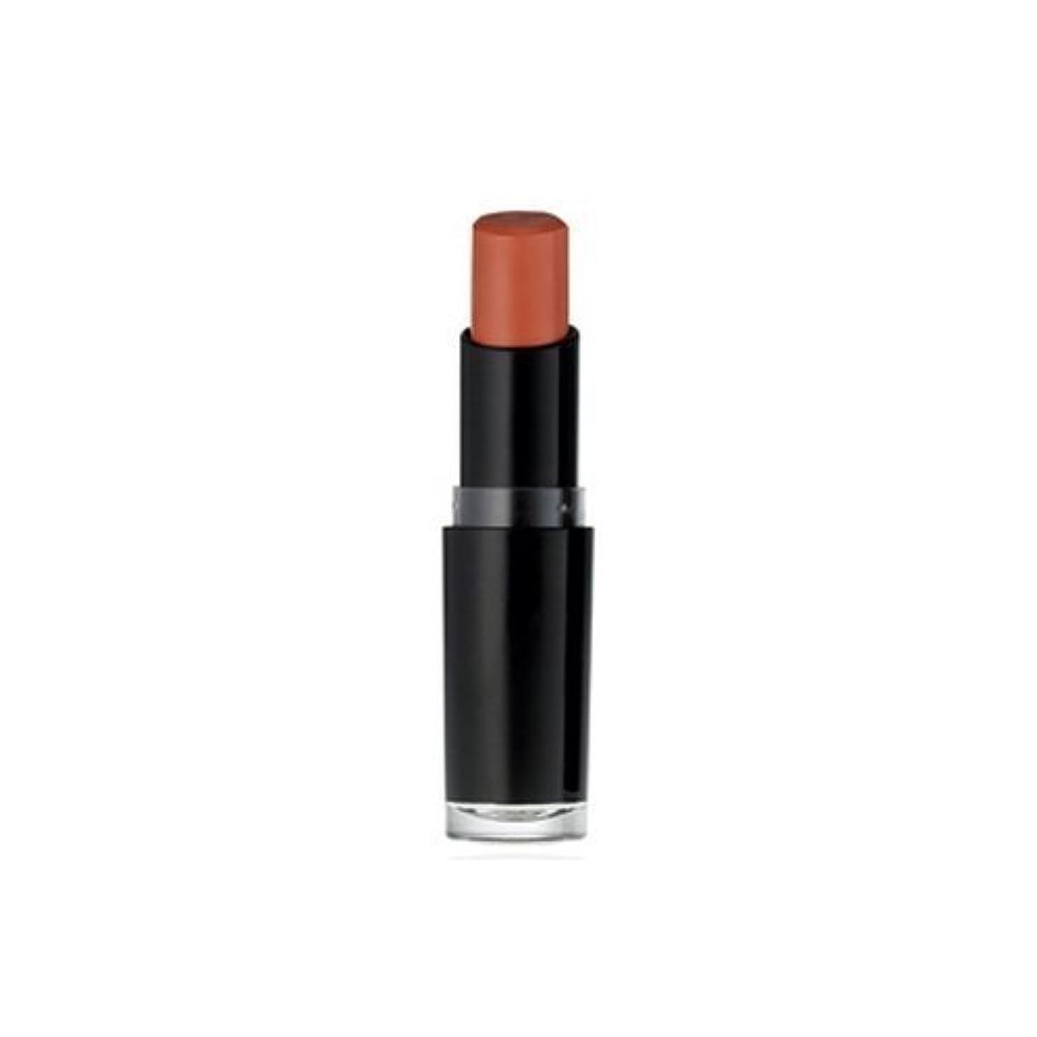 六分儀恥主流(3 Pack) WET N WILD Mega Last Matte Lip Cover Just Peachy (並行輸入品)