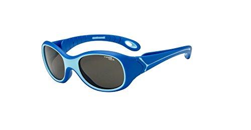 Cébé Kinder Sonnenbrille S'Kimo, Matt Marine Blue Light Blue, Small, CBSKIMO16