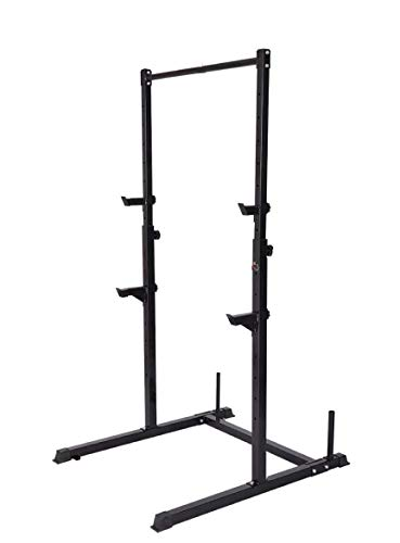 Pull Up Fitness - rack de musculation, Noir