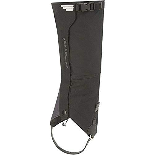 Black Diamond Apex Gaiters Black S & Cooling Towel Bundle