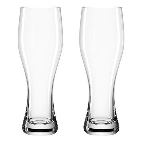 Leonardo Weizenbierglas 2er Set 049447 0,33l