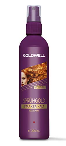 Goldwell Sprühgold Strong Hold Pumpspray non Aersol - ohne Treibgas - 200ml