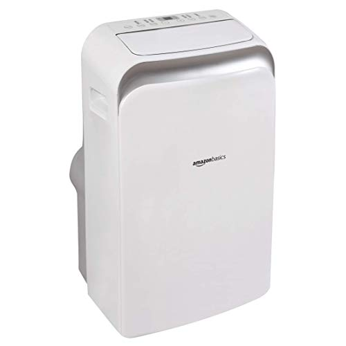 AmazonBasics Portable Air Conditioner with Remote - Cools 550 square feet, 14,000 BTU