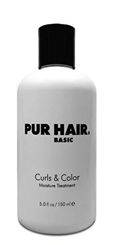 Pur Hair Basic Curls & Color Moisture Treatment, 168 g