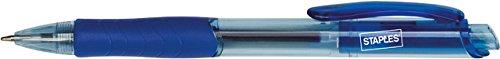 Retractable Kugelschreiber blau Medium Grip VE=1