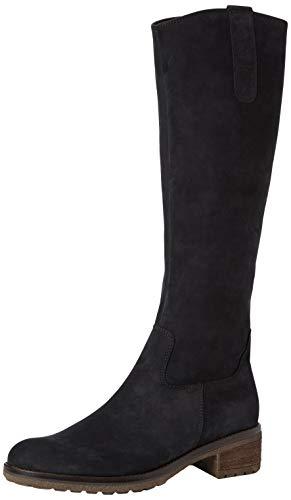 Gabor Damen Fashion Hohe Stiefel, Blau (Nightblue 16), 36 EU