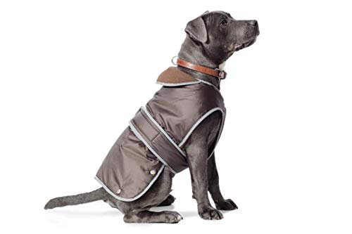 Ancol Muddy Paws Stormguard Fleece Lined Coat and Chest...