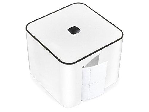 Design ZELLETTEN BOX - THE CUBE - Pad Spender Aufbewahrung Zellstofftupfer Nageldesign Zubehö