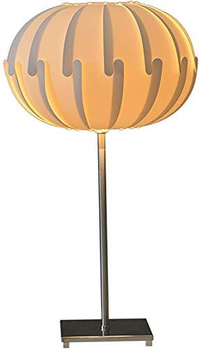 Creadora de moda oval lámpara de mesa de noche dormitorio lámpara de mesa del restaurante del hotel Estudio Living Room Decoration