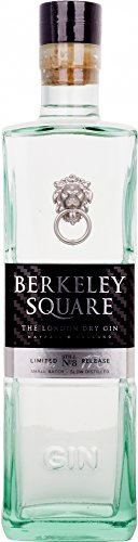 Berkeley Square The London Dry Gin Limited Release (1 x 0.7 l)