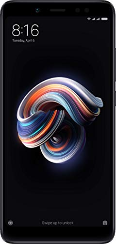 Mi Redmi Note 5 Pro (Black, 6GB RAM, 64GB Storage)