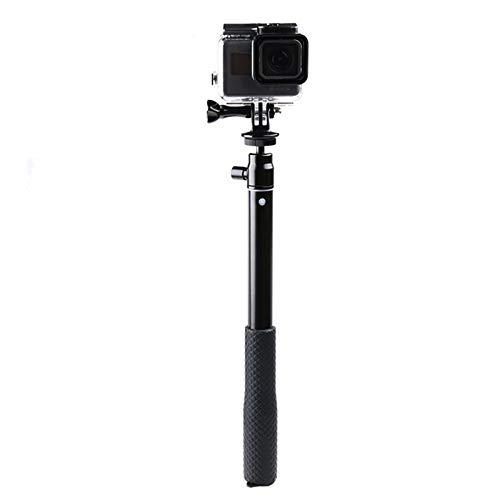 Selfie stok 30-93cm Grip Opvouwbare Statief Houder Multi-functionele Selfie Stick Monopod voor GoPro HERO5 Session/Phone/Xiaoyi Sport Camera's