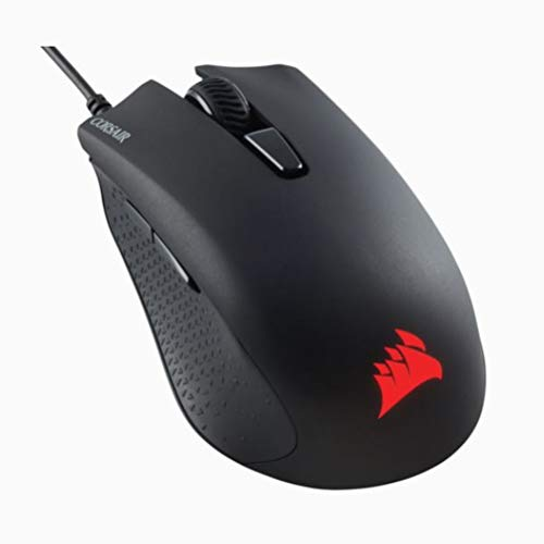 Corsair Harpoon- RGB Gaming Mouse 6,000 DPI Optical Sensor (Renewed)
