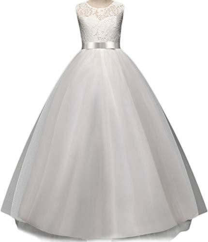 DarkCom meisjes jurk kant bruiloft