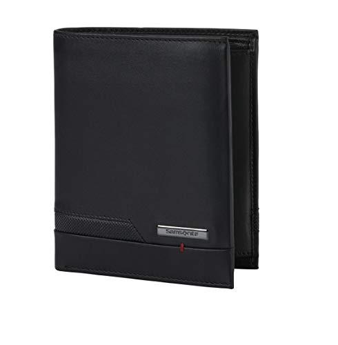 Samsonite Pro-DLX 5 SLG - Geldbörse, 12.8 cm, Schwarz (Black)