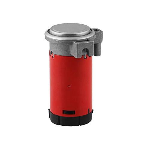 JIAOXM Autohupe Luftkompressor, 12V Horn Luftpumpe tragbare Schnecke Horn Luftpumpe Horn Luftpumpe, geeignet für Jede 12V Auto LKW SUV Autohupe,A