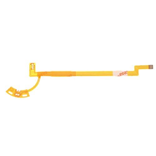 H HILABEE Reparación del Cable Flexible del Obturador de Apertura de La Lente Reemplazar para La Cámara Tamron SP AF 90mm