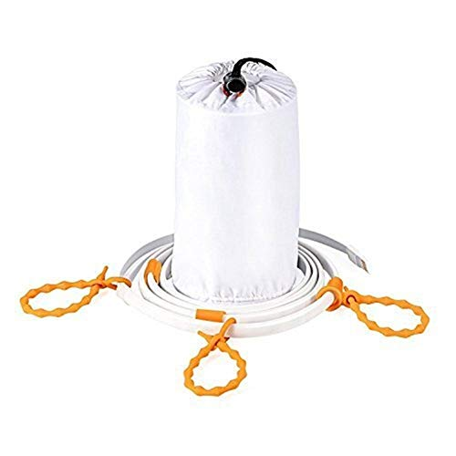 Shanyaid Camping Leuchten USB Power Led Lichtschlauch Laterne 1,8 Meter 60 LEDs Zelt Streifen Licht for Camping Wandern Notlicht (Color : Cc)