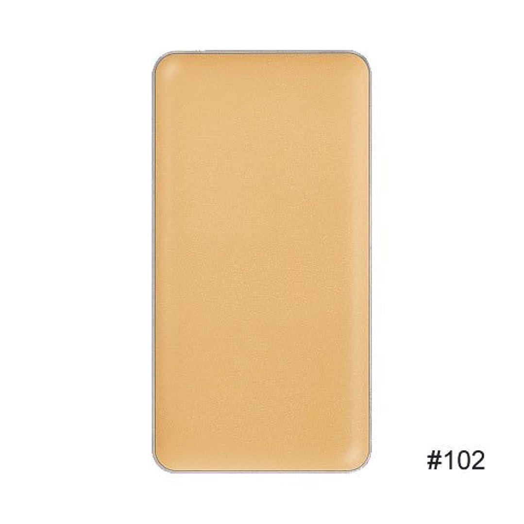 リーク裸圧力【RMK (ルミコ)】3Dフィニッシュヌード F (レフィル) ファンデーションカラー #102 3g