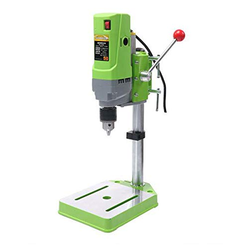 Best Price MEIGONGJU Mini Drilling Machine Drill Press Bench Small Electric Drill Machine Work Bench...