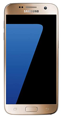 Samsung Galaxy S7 (SM-G930) 32GB GSM Unlocked Smartphone -  Gold (Renewed)