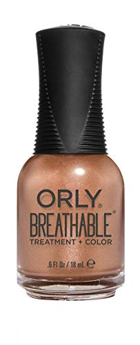 ORLY Breathable Lacquer - Treatment+Color - Comet Relief - 18 mL / 0.6 oz