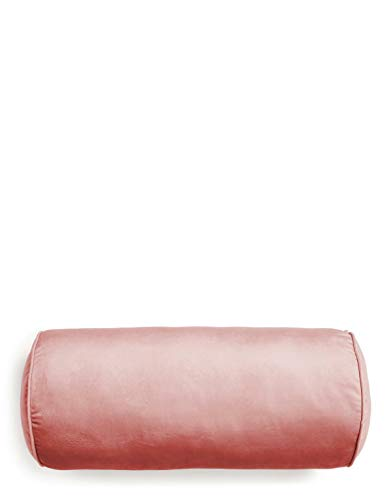 ESSENZA Nackenrolle Dailah Uni Polyester Rosa, 22X50