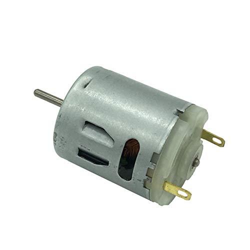 Lruirui-Motor DC RS365 DC Motor de Alta Velocidad 5000-19400R / min, para...