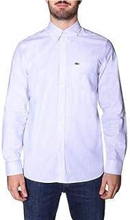 Lacoste Camicia Elegante Uomo
