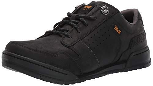 Teva Herren M HIGHSIDE '84 Luxe Slipper, schwarz, 39.5 EU