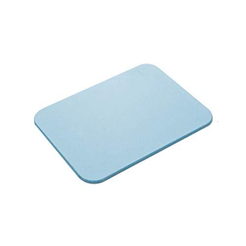 N / A Alfombrilla Antideslizante para baño, cómoda Alfombra de diatomeas Naturales, Fuerte Capacidad de absorción de Agua, Duradera y fácil de Limpiar, Adecuada para niños y Personas Mayores