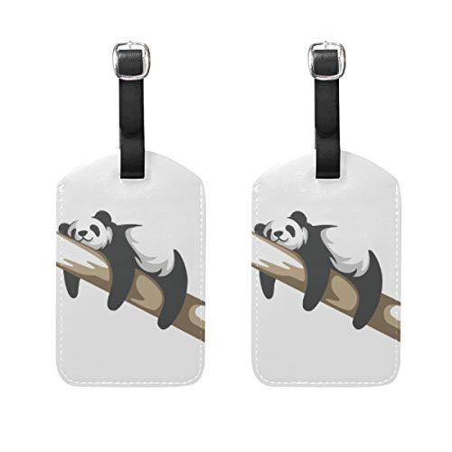 Etiqueta Para Equipaje Panda  marca LSDINDF