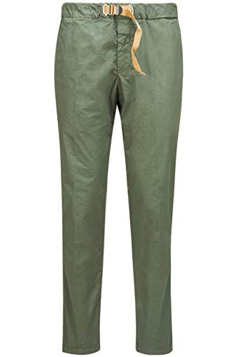 White Sand Herren Chino-Hose in Oliv-Grün 52 / XL