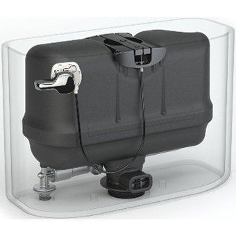 Flushmate M-101526-F31 FM III 503 Pressure Assist tank less Handle for most OEM 2 piece toilets using Flushmate