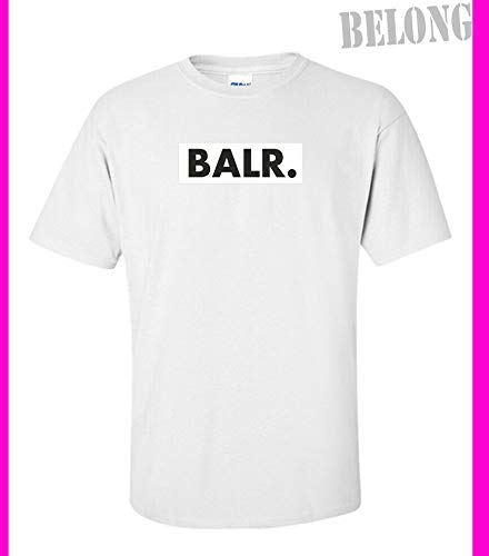 New Balr Soccer Fan Logo T-Shirt Tee Mens Size S-Xxl Usa All Color