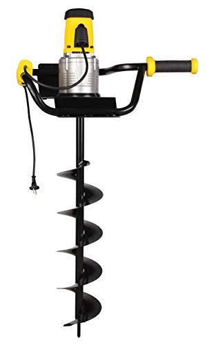 Texas Elektrischer Erdbohrer EA1200 Professional Erdlochbohrer Erdbohrgerät