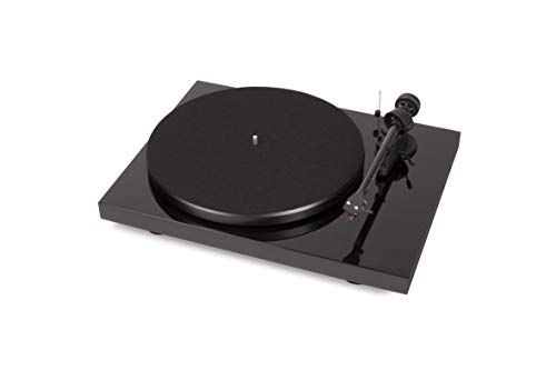 Pro-ject Debut Carbon DC Turntable with Ortofon Om10 Cartridge (Black)