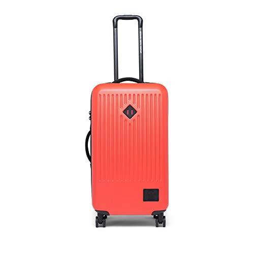 Herschel Unisex-Erwachsene Trade Luggage Koffer, rot, Medium 66.0L